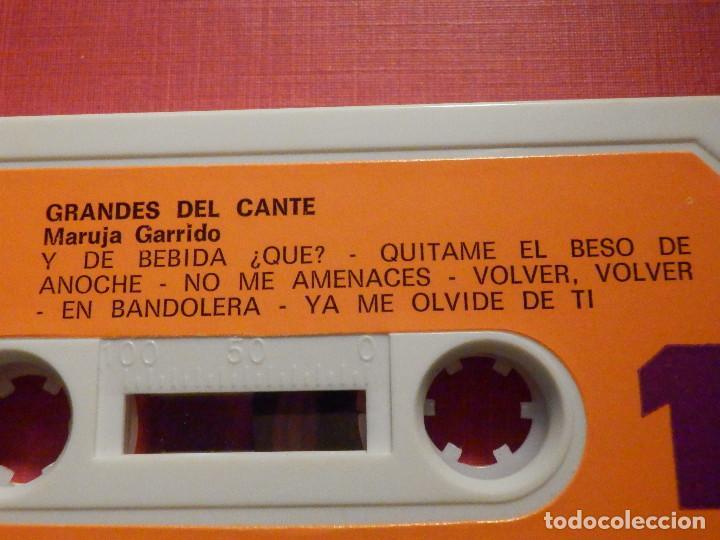 Casetes antiguos: Cinta de Cassette - Casete - Maruja Garrido - Círculo 1978 - Foto 2 - 194907342
