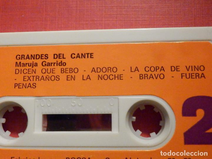 Casetes antiguos: Cinta de Cassette - Casete - Maruja Garrido - Círculo 1978 - Foto 3 - 194907342