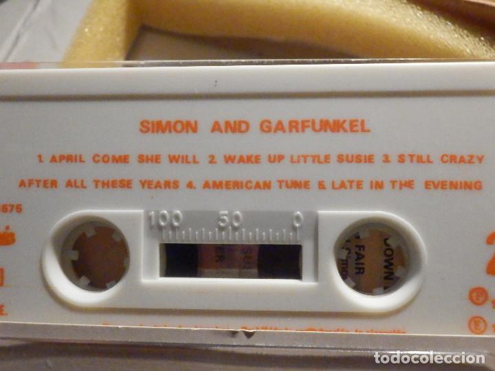 Casetes antiguos: Cinta de Cassette - Doble Casete - Simon & Garfunkel - The Concert in Central Park 1982 en estuche - Foto 7 - 194907376
