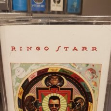 Casetes antiguos: RINGO STARR..TIME TAKES TIME..1992. Lote 195034786