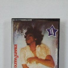 Casetes antiguos: DONNA SUMMER - LOVE TO LOVE YOU BABY. CASETE. TDKV44. Lote 195056350