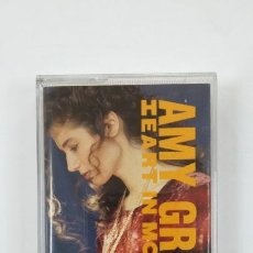 Casetes antiguos: AMY GRANT - HEART IN MOTION. CASETE. TDKV44. Lote 195056651
