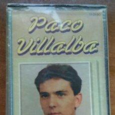 Casetes antiguos: PACO VILLALBA - VUELVE - PRECINTADO. Lote 195063361