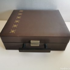 Casetes antiguos: PORTA CASSETTES 24 CASSETTES. Lote 195082533