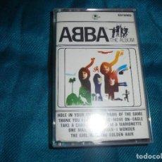 Casetes antiguos: ABBA. THE ALBUM. CARNABY, 1977. SPAIN. CASETE. (#). Lote 195085296