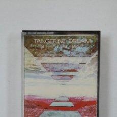 Casetes antiguos: TANGERINE DREAM - STRATOSFEAR. CASETE. TDKV45. Lote 195113290