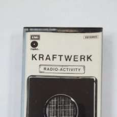 Casetes antiguos: KRAFTWERK ‎– RADIO-ACTIVITY. CASETE. TDKV46. Lote 195125965