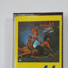 Casetes antiguos: BONEY M. LOVE FOR SALE. CASETE. TDKV46. Lote 195150303