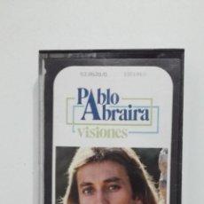 Casetes antiguos: PABLO ABRAIRA. VISIONES. CASETE. TDKV38. Lote 195152532