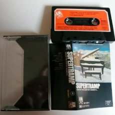 Casetes antiguos: SUPERTRAMP-CASSETTE EVEN IN. Lote 195175780