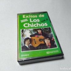 Casetes antiguos: MUSICA - CASETE - LOS CHICHOS – ÉXITOS DE LOS CHICHOS VOL.2. Lote 195273488