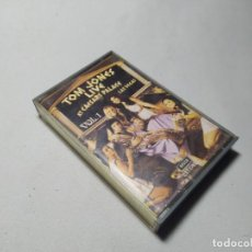 Casetes antiguos: MUSICA - CASETE - TOM JONES - LIVE AT CAESARS PALACE ( LAS VEGAS) VOL. 1. Lote 195326688