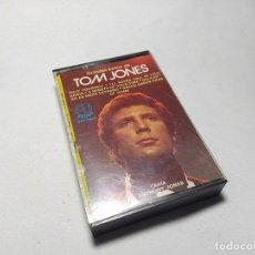 Casetes antiguos: MUSICA - CASETE - GRANDES EXITOS DE TOM JONES ( CANTA ANTHONY JONES ) MUY RARA!!. Lote 195326878
