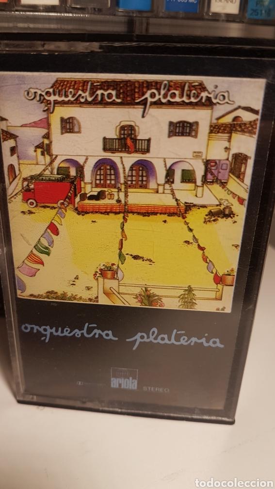 ORQUESTRA PLATERIA. 1980 (Música - Casetes)
