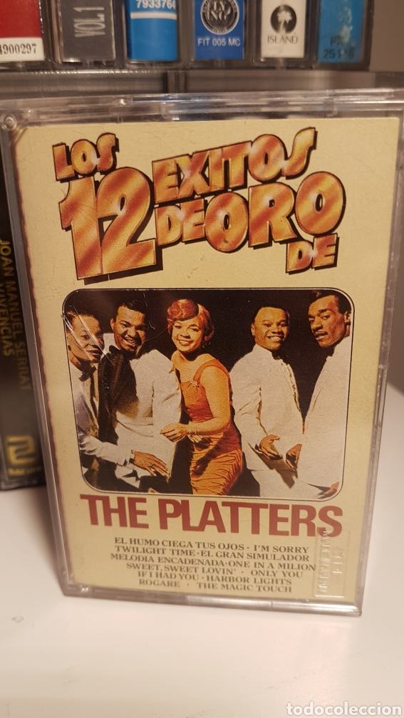 Casetes antiguos: The platters..12 exitos de oro - Foto 1 - 195332247