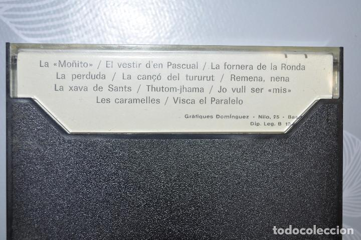 Casetes antiguos: GUILLERMINA MOTTA. REMENA, NENA. RARO CASETE - Foto 2 - 195338607