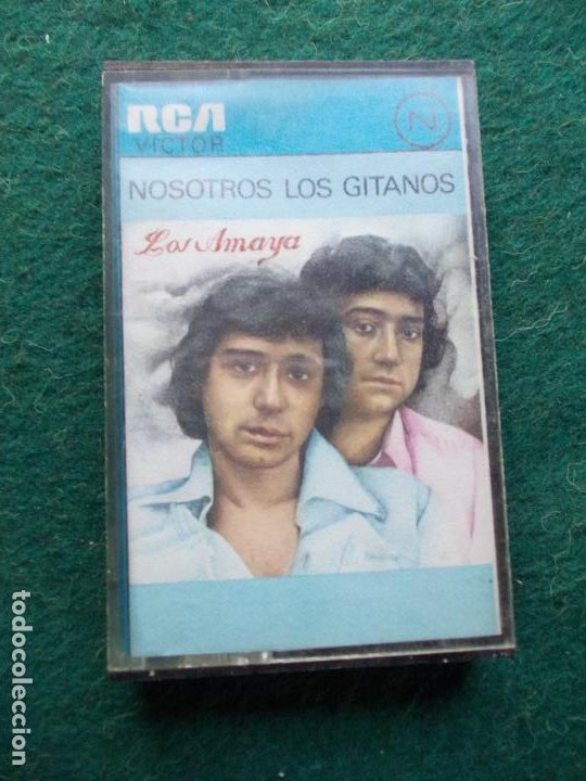 LOS AMAYA NOSOTROS LOS GITANOS (Música - Casetes)