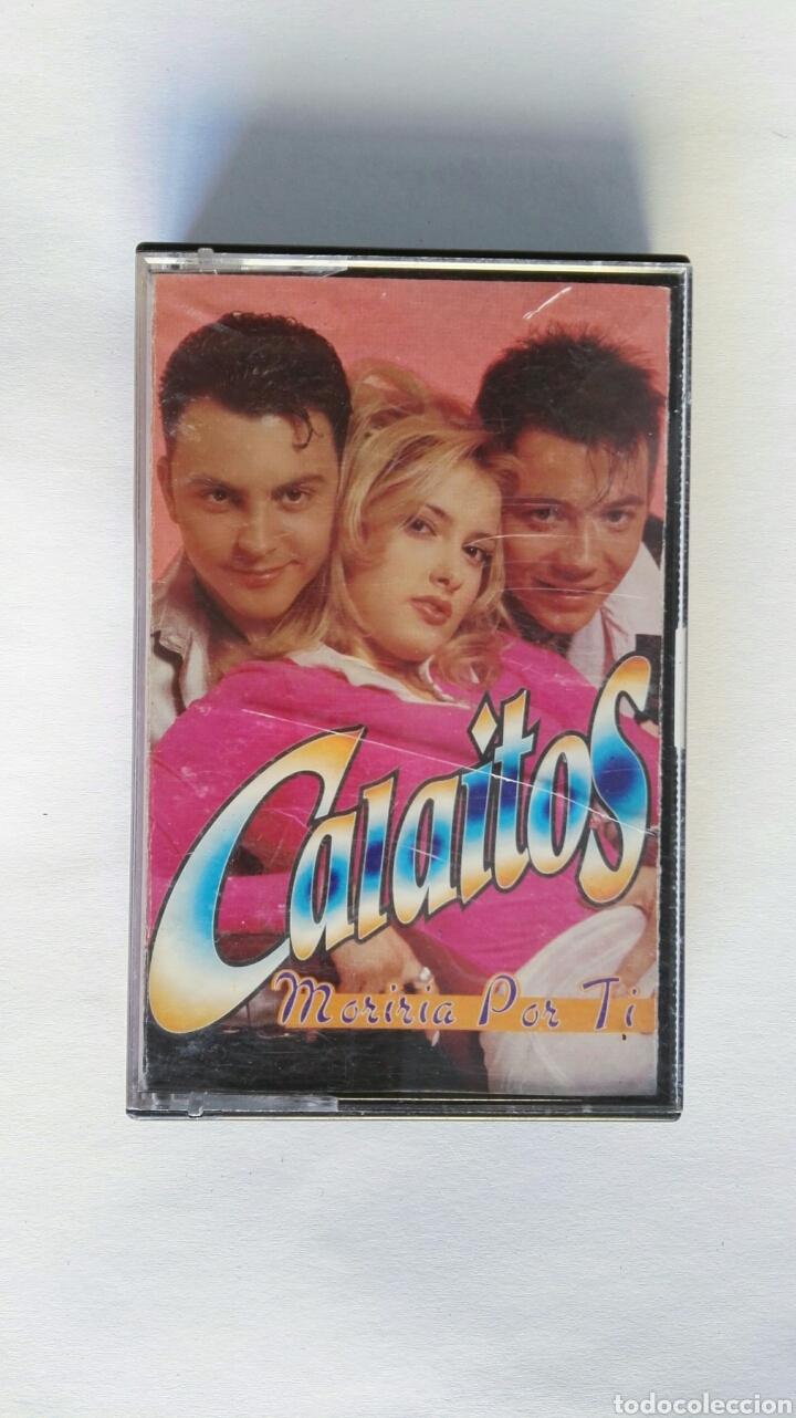 CALAITOS MORIRÍA POR TI (Música - Casetes)