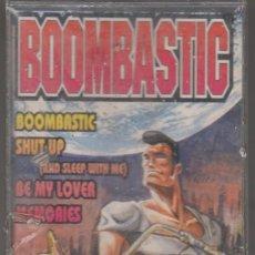 Casetes antiguos: BOOMBASTIC CASSETTE 1995 CHOCO MUSIC (PRECINTADO). Lote 195534961