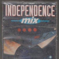 Casetes antiguos: INDEPENDENCE MIX CASSETTE 1996 KOKA MUSIC (PRECINTADO). Lote 195535126