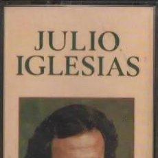 Casetes antiguos: 'HEY!', DE JULIO IGLESIAS. 10 TEMAS. CBS. 1980. BUEN ESTADO.. Lote 195759127