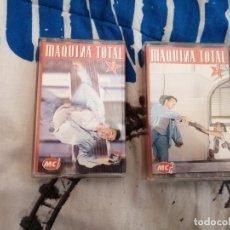 Casetes antiguos: MAQUINA TOTAL 9 CASSETTES. Lote 196381718