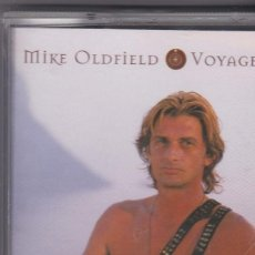 Casetes antiguos: MIKE OLDFIELD - VOYAGER - CASSETTE . Lote 196977893
