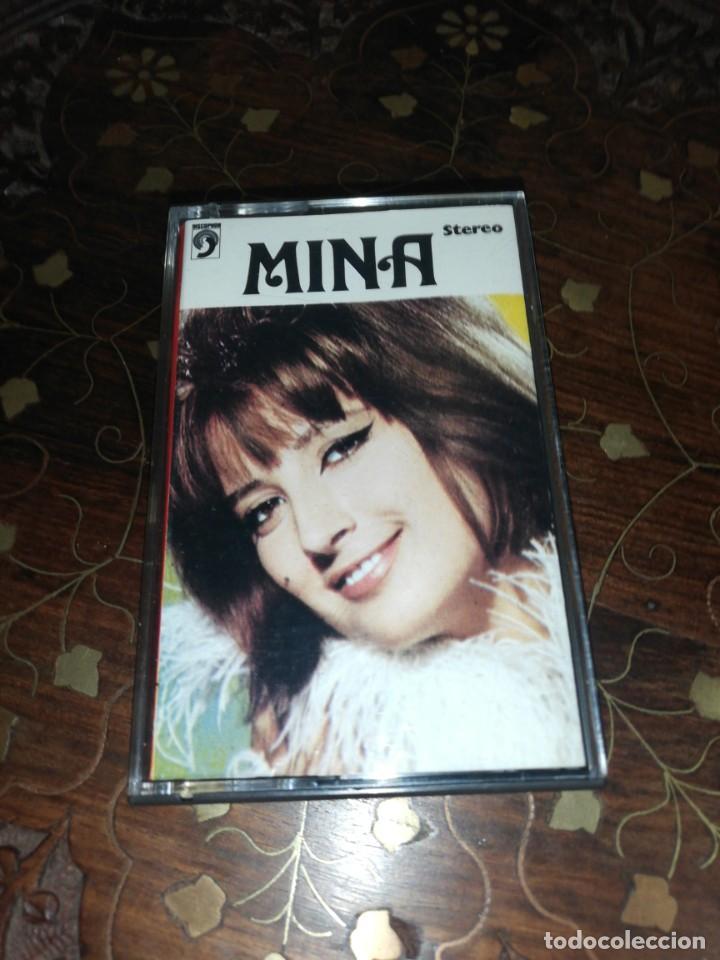 MINA, DISCOPHON 1973 (Música - Casetes)