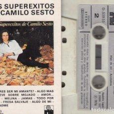 Cassetes antigas: CAMILO SESTO - LOS SUPEREXITOS DE CAMILO SESTO - CINTA DE CASETE - CASSETTE TAPE #. Lote 199188642