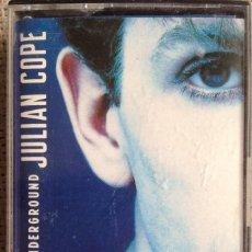 Casetes antiguos: JULIAN COPE - MY NATION UNDERGROUND - CASETE - ISLAND/ARIOLA 1988 EDICIÓN ESPAÑOLA. Lote 199501168