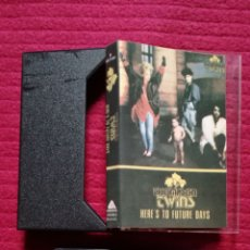 Cassette antiche: THOMPSON TWINS: HERES TO FUTURE DAYS.. Lote 200049866