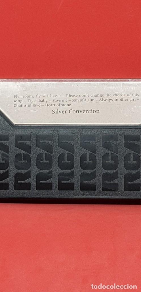 Casetes antiguos: SILVER CONVENTION. GRABACIÓN ORIGINAL FLY ROBIN FLY Y OTROS ÉXITOS RARO - Foto 3 - 202027710