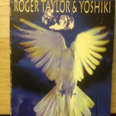 Casetes antiguos: ROGER TAYLOR & YOSHIKI - FOREIGN SAND - YO HAD TO BE THERE. (QUEEN). Lote 202357537