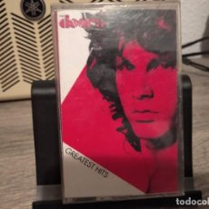 Casetes antiguos: THE DOORS - GREATEST HITS. Lote 203926162