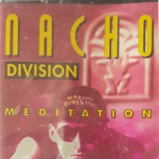 Cassetes antigas: NACHO DIVISION MEDITATION. Lote 204071972