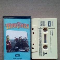 Cassetes antigas: LOS HURONES MINI CASSETTE 1988. Lote 204394421