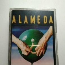Casetes antiguos: ALAMEDA .- ILUSIONES .- PRECINTADO DE TIENDA. Lote 205110131