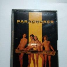Casetes antiguos: PARACHOKES .- PROVOCAR .- PRECINTADO DE TIENDA. Lote 205298828