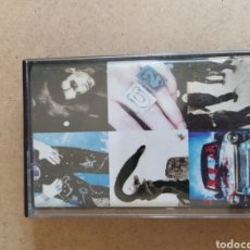 Casetes antiguos: U2 ACHTUNG BABY. Lote 205358018