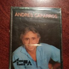 Casetes antiguos: ANDRES CAPARROS .- NO ES TAN FACIL .- PRECINTADO DE TIENDA. Lote 205512070