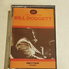 Casetes antiguos: BILL DOGGETT / JAZZ GREATEST NAMES / MC - BELTER-1977 / IMPECABLE.. Lote 205589096