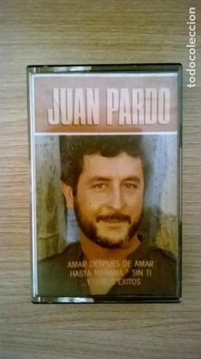 CASETE JUAN PARDO (Música - Casetes)
