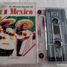 Casetes antiguos: CINTA CASSETTE - MEXICO - DE MOOISTE MUZIEK UIT. Lote 129342807
