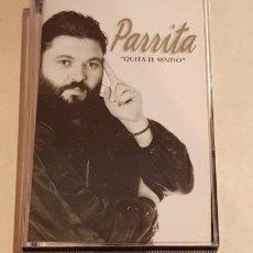 Casetes antiguos: PARRITA / QUITA EL SENTIO / MC - HORUS-1997 / IMPECABLE.. Lote 205836853