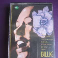 Casetes antiguos: BILLIE HOLIDAY CASETE TRAMA PRECINTADA - BLUES JAZZ - BILLIE'S BLUES - LOVER MAN - ETC - CLASICOS. Lote 207154297