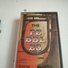 Casetes antiguos: G-50P CASETE MUSICA THE PEBBLES HARRIS. Lote 207332455
