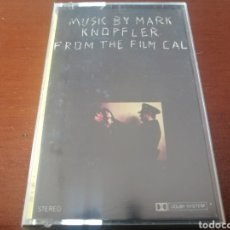 Casetes antiguos: K7 MUSIC BY MARK KNOPFLER FROM THE FILM CAL 1984 CASSETTE CASETE CINTA. Lote 208152866