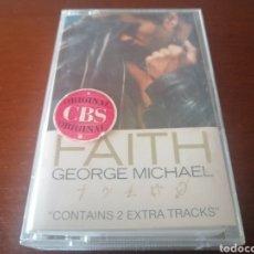 Casetes antiguos: K7 GEORGE MICHAEL FAITH 1987 CASSETTE CASETE CINTA. Lote 208166432