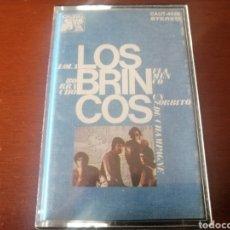Casetes antiguos: K7 LOS BRINCOS 1976 CASSETTE CASETE CINTA. Lote 208172740