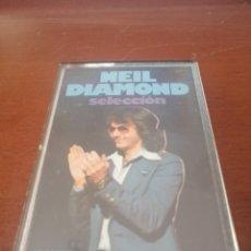 Cassetes antigas: K7 NEIL DIAMOND SELECCIÓN 1983 CASSETTE CASETE CINTA. Lote 209347395